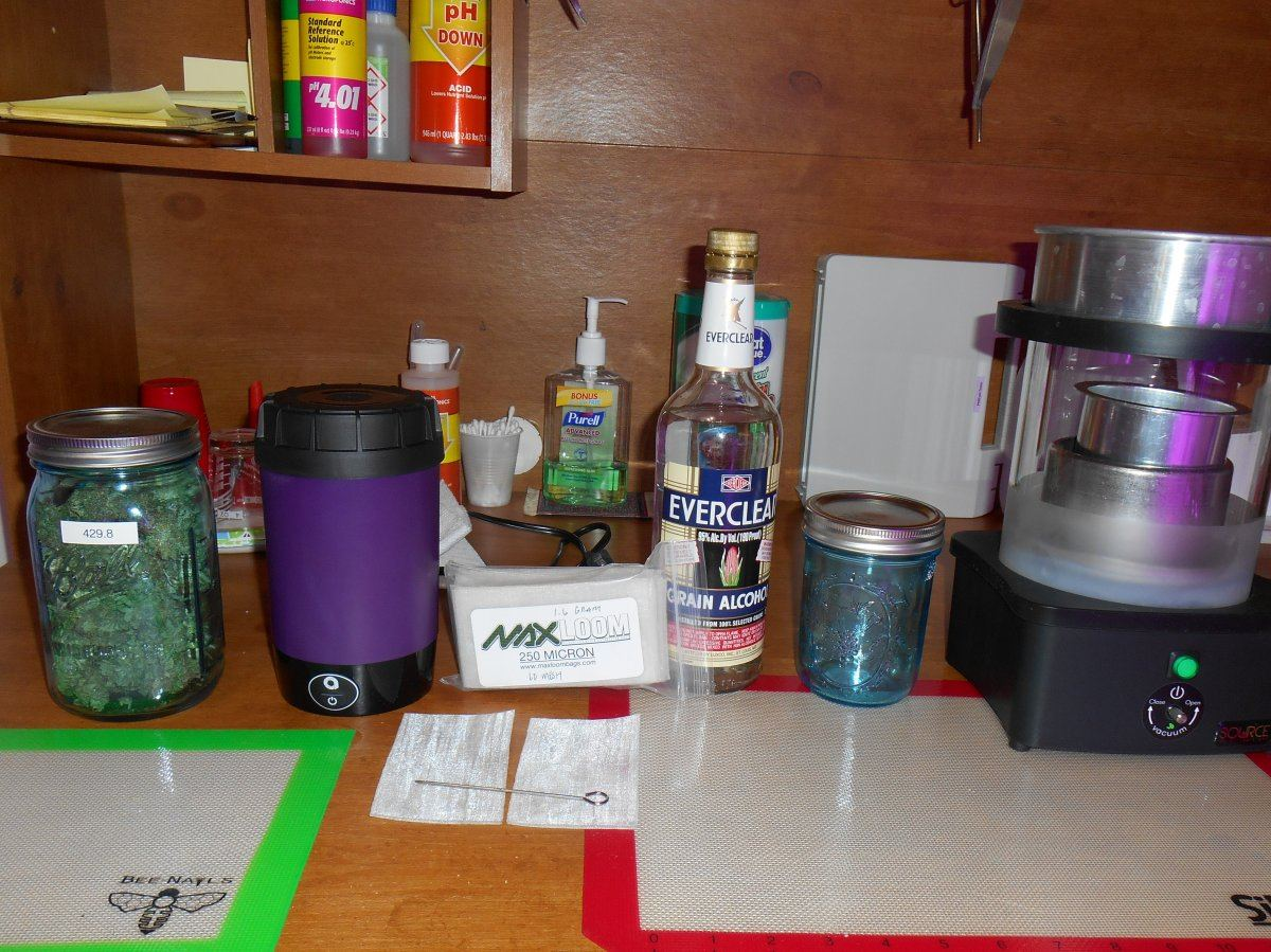 So, I Made A Tincture  Now What? | Page 2 | THCFarmer - Cannabis