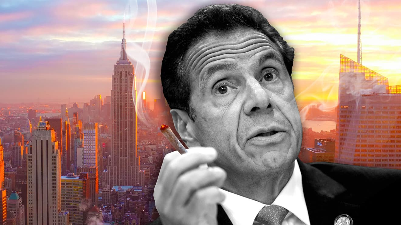 Cuomo Vows New York Will Legalize Adult-Use Recreational Cannabis